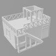 Petite maison 1.jpg Download STL file Ancient city - Wargame • 3D printer object, Eskice