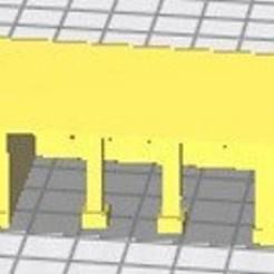 Download 3D printing files Bandol dock shelter, R2R2