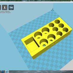 3D print files Vape stand, Hawky