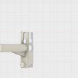 supportvêtementdouche.png Download free STL file shower support • 3D printable template, _xav