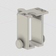 support douche.png Download free STL file shower support • 3D printable template, _xav