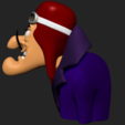 Download STL files Dick Dastardly, Giovani_Martani
