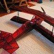 Download free STL file Ultimate Biplane 10-300S • 3D printing template, osoba
