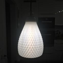 Télécharger fichier impression 3D Dragon Shell | Lampe de table, suspension, appliques murales et lampadaires, choschiba