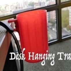 card_preview_IMG_20190930_112503.jpg Télécharger fichier STL gratuit Hanging desk trash can • Design à imprimer en 3D, ThomasSaintGeorgesMakes