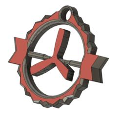 Imprimir en 3D El llavero del ayudante roto, TheMakingOf