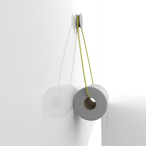 papertif.92.jpg Download free STL file REVERSIBLE - toilet paper and towel rail  • 3D printable model, jacopo