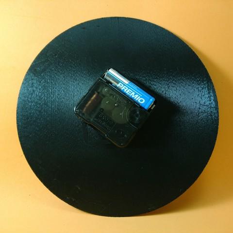 photostudio_1493460802925.jpg Download free STL file Darth Vader Clock • 3D printable template, 3dlito