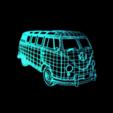 Capture d'écran 2018-01-15 à 14.08.29.png Télécharger fichier STL gratuit Lampe VOLKSWAGEN (Shine dans l'obscurité) • Plan pour impression 3D, 3dlito