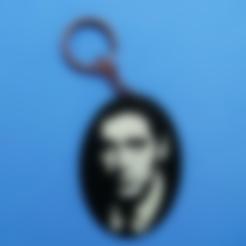 Free stl files Al Pacino keychain, 3dlito