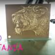 Capture d'écran 2017-12-28 à 09.47.08.png Download free STL file LItofania Leona • Template to 3D print, 3dlito