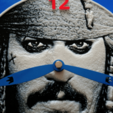 Download free STL file Pirates of the Caribbean Watch 3D, 3dlito