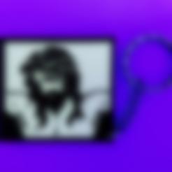 Download free STL files Jesus Christ Keychain, 3dlito