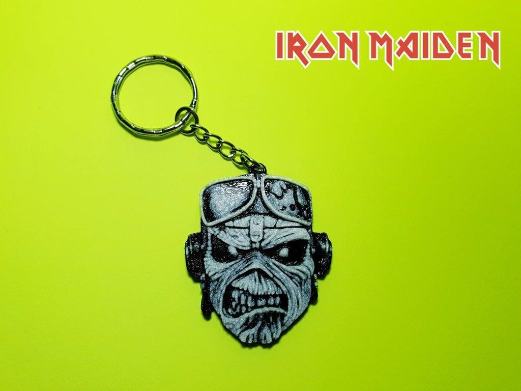 57dacfc7124559c2ecaab43174f96bfe_display_large.jpg Download free STL file Llavero Iron Maiden • 3D printing design, 3dlito
