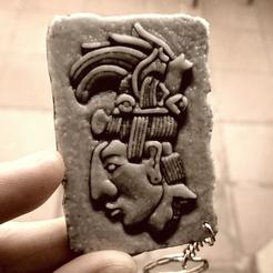 Télécharger objet 3D Porte-clés Maya, 3dlito
