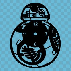 bb8.jpg Download free STL file WATCH BB8 • 3D print object, 3dlito