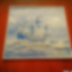 carabela_dibujo_3d.stl Télécharger fichier STL gratuit DESSIN 3D Carabela Santa Cruz • Modèle à imprimer en 3D, 3dlito