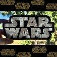Download 3D printing designs Litophane Star Wars, 3dlito