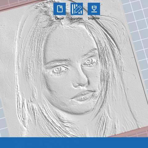 Capture d'écran 2017-10-23 à 14.39.28.png Télécharger fichier STL gratuit Vanessa Paradis Dessin 3D • Modèle imprimable en 3D, 3dlito