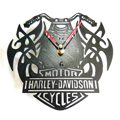 Sin Título(285).png Download STL file Harley-Davidson Watch • 3D printing object, 3dlito