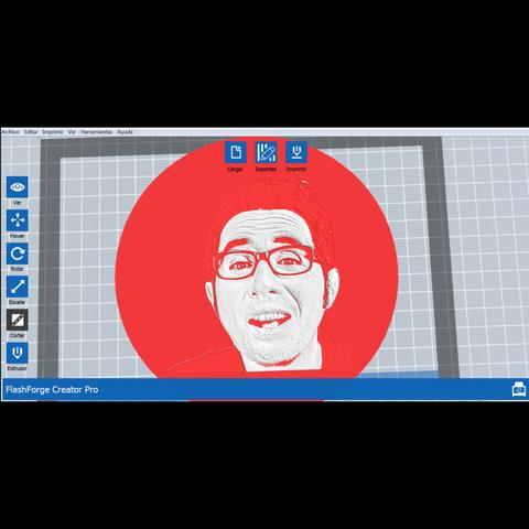 Sin Título(9).png Télécharger fichier STL gratuit dessin 3D Berto Romero • Objet pour imprimante 3D, 3dlito