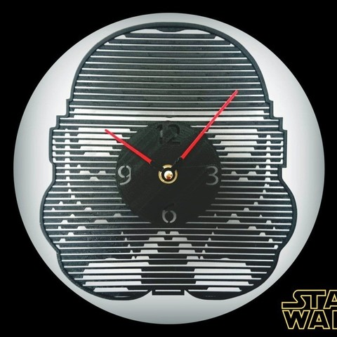 06e229e8e29ca88c78abc5a958239bca_display_large.jpg Download free STL file Reloj Star Wars • 3D print object, 3dlito