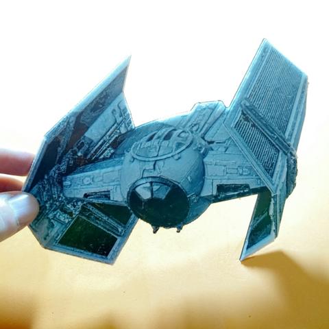 Capture d'écran 2017-07-26 à 10.06.21.png Download free STL file Star Wars Combat Ship 3D Drawing • 3D print model, 3dlito