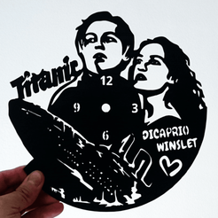 Sin Título(40).png Download STL file Titanic Watch • 3D printer template, 3dlito