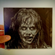 Free STL file Drawing 3D The Exorcist, 3dlito