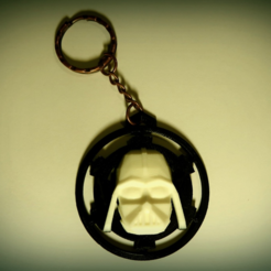 Download free STL files star wars keychain, 3dlito