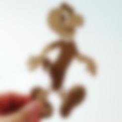condorito_prusa_3dlito.stl Download free STL file Lithophane Condorito • 3D printable template, 3dlito
