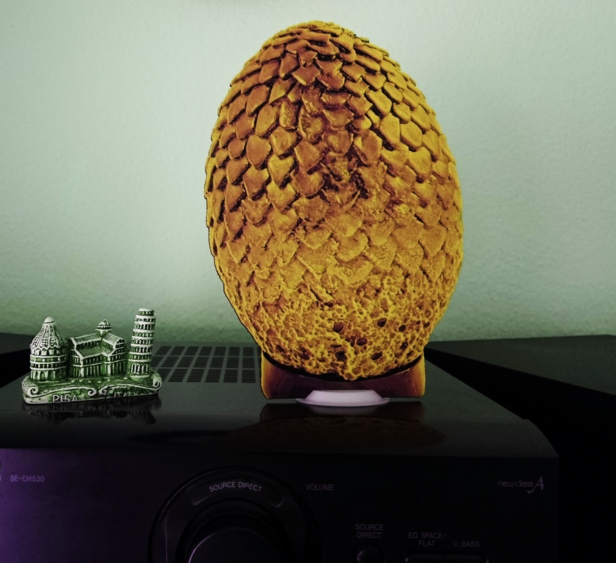 Capture d'écran 2017-10-23 à 14.35.03.png Download free STL file Game of Thrones 3D Dragon Egg • 3D printing design, 3dlito