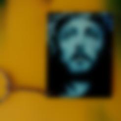 Télécharger modèle 3D gratuit Jésus Christ Porte Clé, 3dlito
