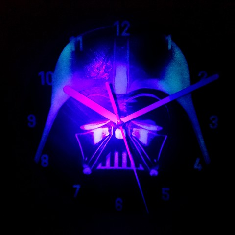 photostudio_1493460212510.jpg Download free STL file Darth Vader Clock • 3D printable template, 3dlito