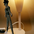 Capture d'écran 2017-12-26 à 12.43.03.png Download free STL file DRAGON BALL lamp • 3D printer object, 3dlito