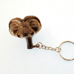 Télécharger fichier 3D gratuit Porte-clés E.T., 3dlito