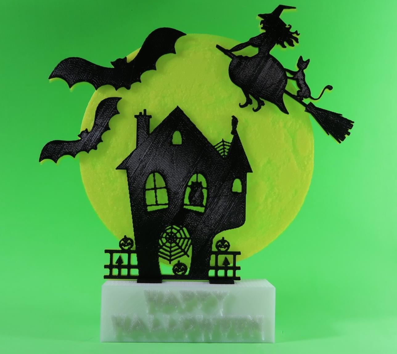 Capture d'écran 2017-10-31 à 09.36.49.png Download free STL file Happy Halloween • 3D printable template, 3dlito
