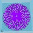 0ad40cc04f5b4b7901302d35411d74a1_display_large.jpg Télécharger fichier STL gratuit Reloj de pared • Modèle pour imprimante 3D, 3dlito