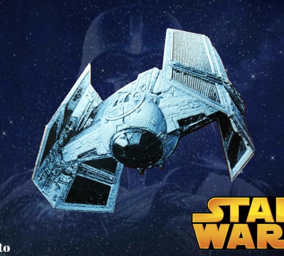 Capture d'écran 2017-07-26 à 10.06.04.png Download free STL file Star Wars Combat Ship 3D Drawing • 3D print model, 3dlito