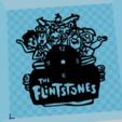 Descargar modelo 3D Reloj The Flintstones, 3dlito