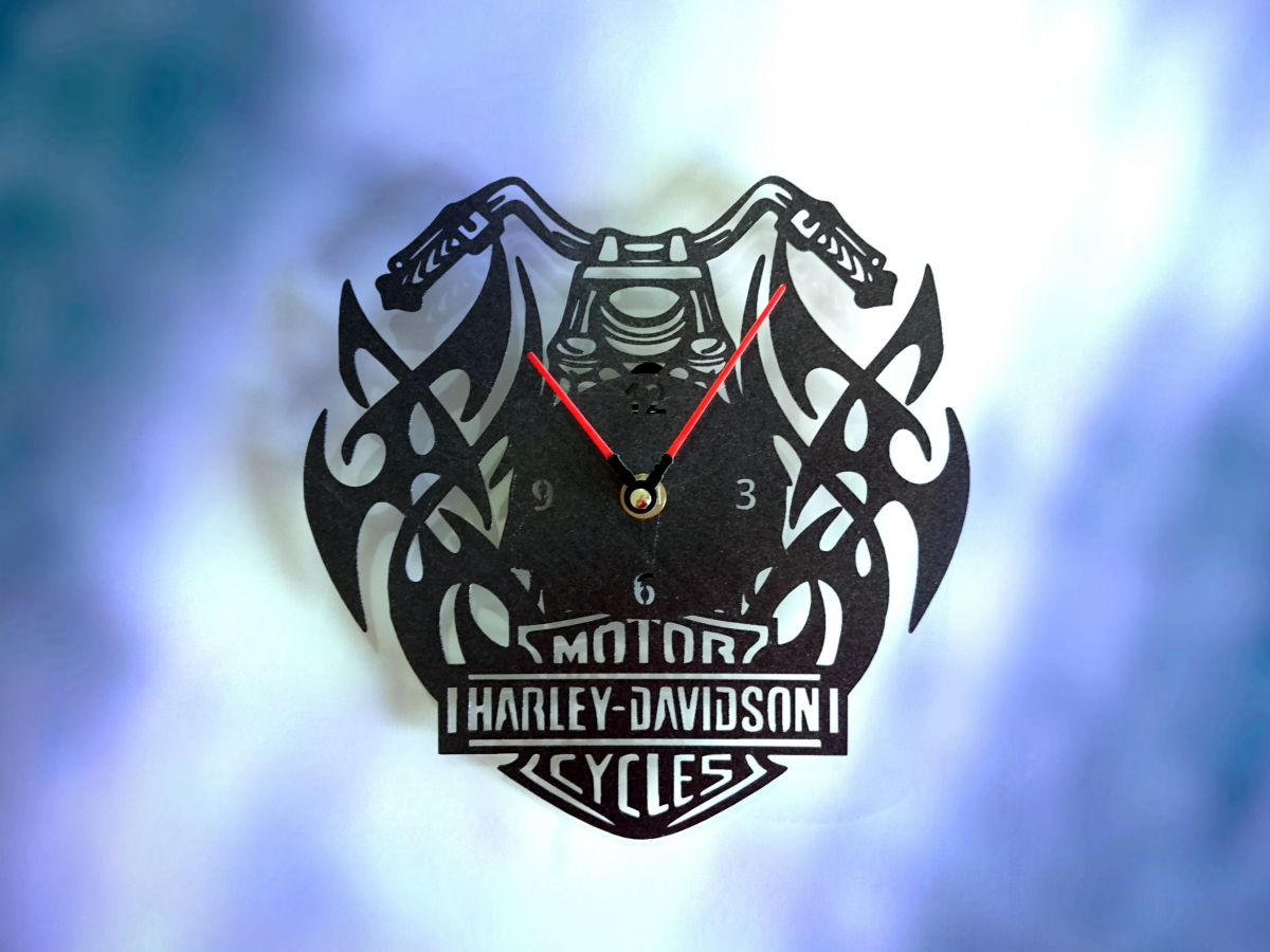 Sin Título(286).png Download STL file Harley-Davidson Watch • 3D printing object, 3dlito