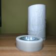 Télécharger modèle 3D gratuit Lampe La Petite Sirène, 3dlito