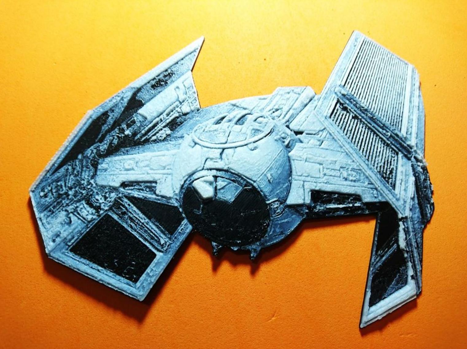Capture d'écran 2017-07-26 à 10.06.13.png Download free STL file Star Wars Combat Ship 3D Drawing • 3D print model, 3dlito