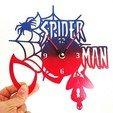 Descargar diseños 3D gratis Reloj spiderman V2, 3dlito