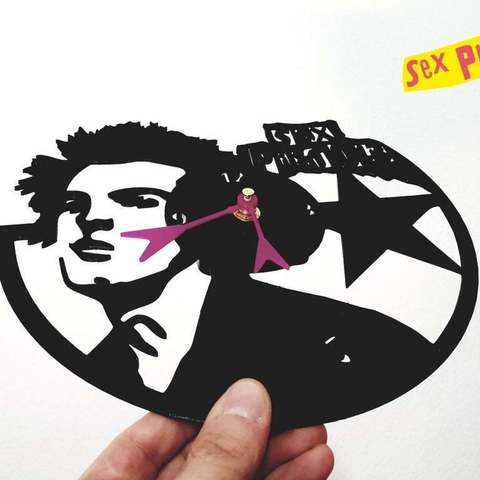 0b7bbc41050cfe6eeb9900e0a4e01b3b_display_large.jpg Télécharger fichier STL gratuit Pistolets Reloj Sex Pistols • Modèle pour imprimante 3D, 3dlito