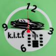 Download free 3D printing designs Kitt watch, 3dlito