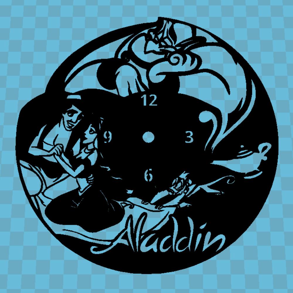 myumy.jpg Télécharger fichier STL gratuit Montre Aladdin • Modèle imprimable en 3D, 3dlito