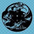 myumy.jpg Download free STL file Aladdin Watch • 3D print model, 3dlito