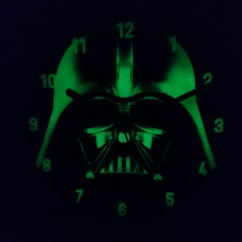 photostudio_1493460081202.jpg Download free STL file Darth Vader Clock • 3D printable template, 3dlito