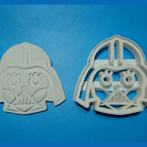 Free STL file Cookie cutter star wars kitty, 3dlito